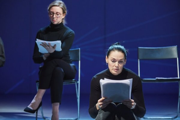 Театральная «фабрика звезд» вновь собрала драматургов в «Старом доме»