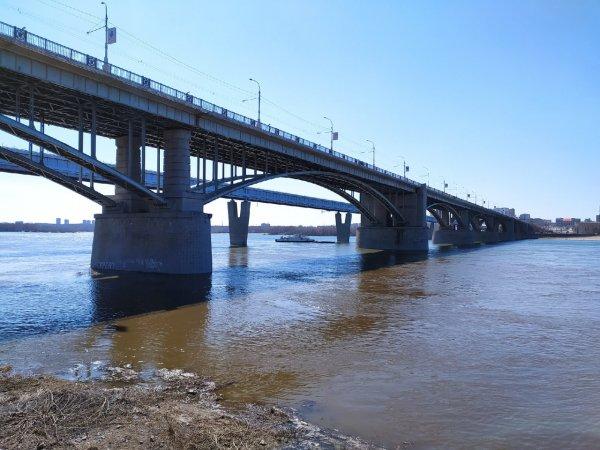Прокуратура Новосибирска требует у мэрии ремонта Октябрьского моста