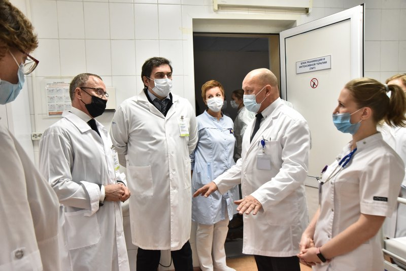 Детское онкогематологическое отделение облбольницы оснастили мощной лабораторией и хирургической службой