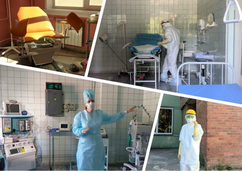 Девять заражённых коронавирусом жительниц Новосибирской области станут мамами