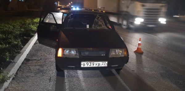 Новосибирские водители сбили трех пешеходов за вечер – двое погибли