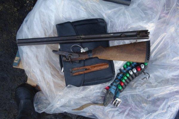 Еще одного любителя незаконной охоты задержали в Убинском районе, глава которого обвиняется в браконьерстве