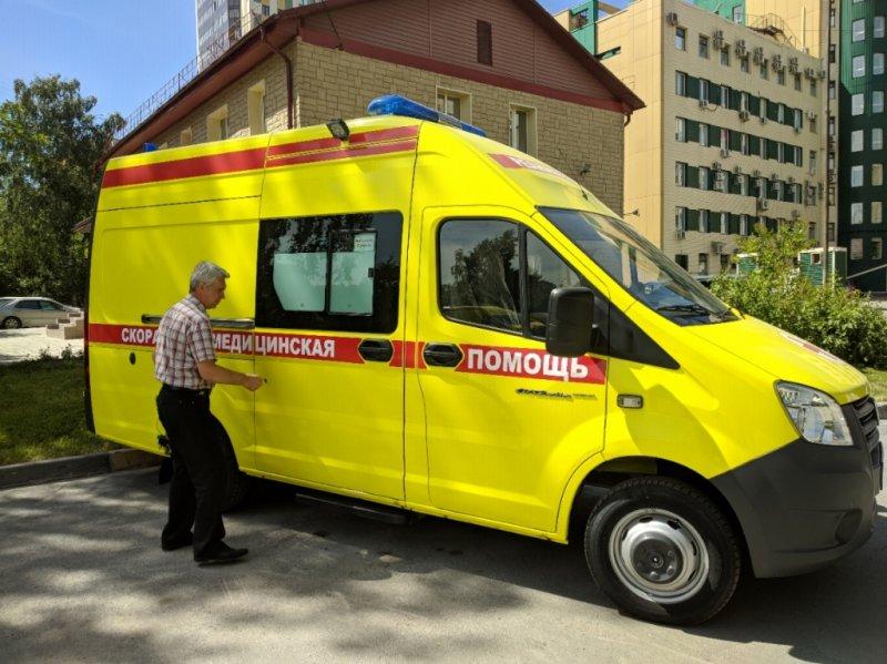 Новосибирск - на третьем месте по заболеваемости коронавирусом