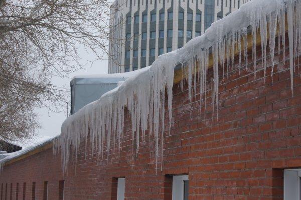 Бойтесь сосулек: потепление до –4 пообещали новосибирцам