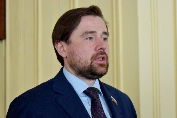 Александр Аксененко стал главой «Справедливой России» вместо Анатолия Кубанова