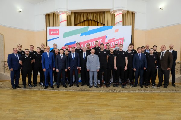 Новосибирский Региональный волейбольный центр готов принимать сборную России