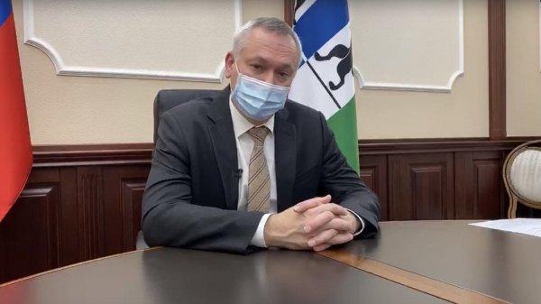 Губернатор не исключил ужесточения мер в борьбе с COVID-19