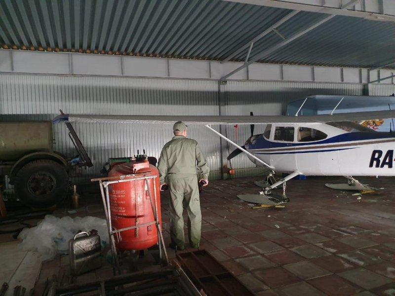 Транспортные прокуроры нашли нарушения на посадочной площадке «ОбьГЭС»