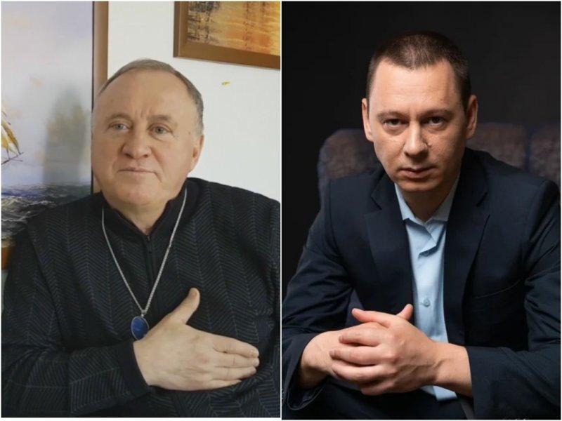 За медиа-шантаж задержаны журналист Николай Сальников и бизнесмен Сергей Проничев