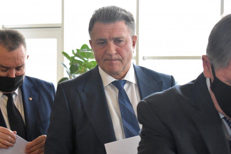 Андрей Шимкив сохранил пост председателя Заксобрания Новосибирской области