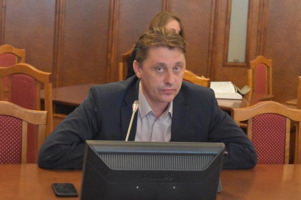 Глава департамента транспорта Роман Дронов покидает мэрию Новосибирска