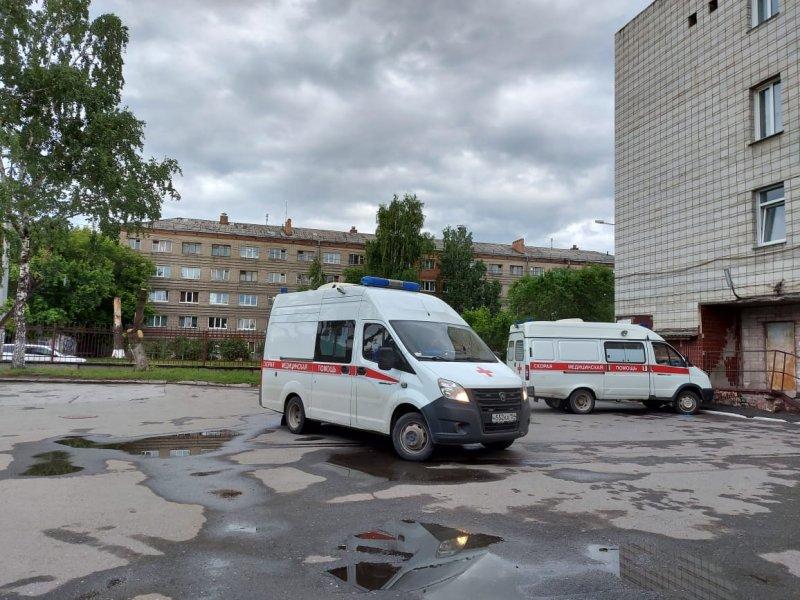 Рекордное количество заболевших коронавирусом выявили за сутки в Новосибирске