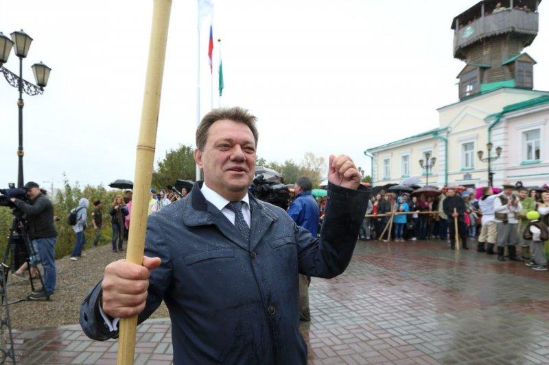 Томские СМИ сообщили о задержании мэра города