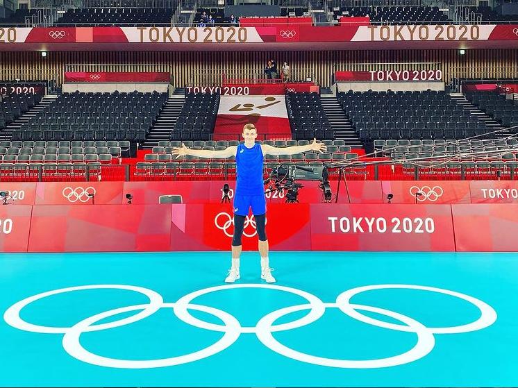 Новосибирский волейболист Ильяс Куркаев стал серебряным призером Олимпиады в Токио