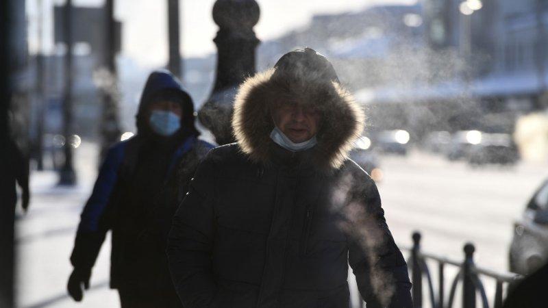 В Москву идут сильнейшие за 65 лет морозы
