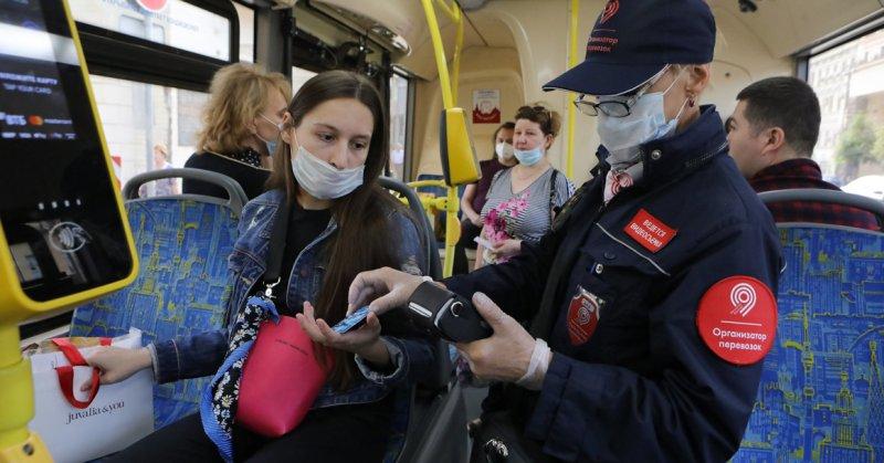 В России вводят QR-коды  для проезда в общественном транспорте