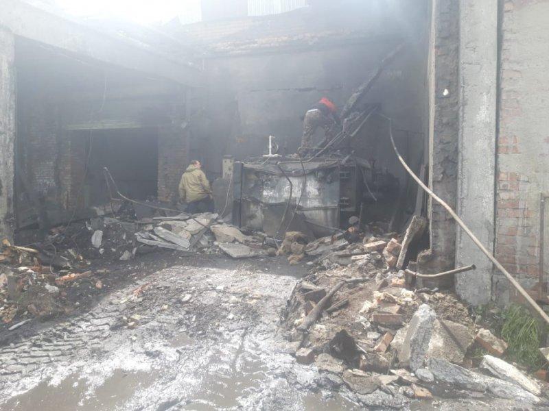 На молокозаводе, где взорвался котёл, нашли нарушения пожарной безопасности