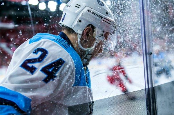ХК «Сибирь» одержала первую победу в плей-офф