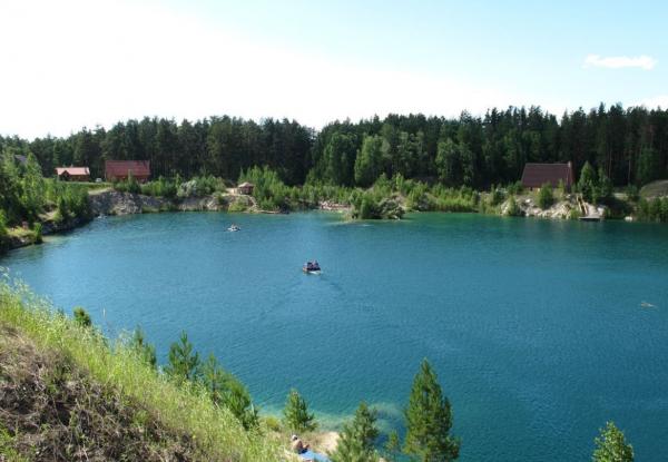 Перед наступлением туристического сезона в Сибири началась распродажа турбаз