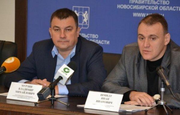 Решается вопрос об аресте главы управления капстроительства Владимира Мурзина