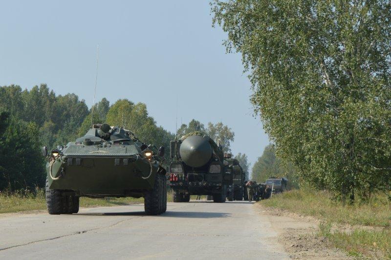 Новосибирские ракетчики показали свои способности в многоборье