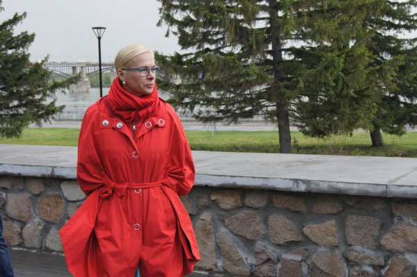 Анна Терешкова стала вице-мэром Новосибирска