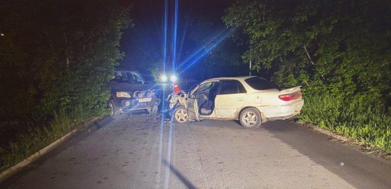 В аварии на Березовой пострадал 17-летний подросток