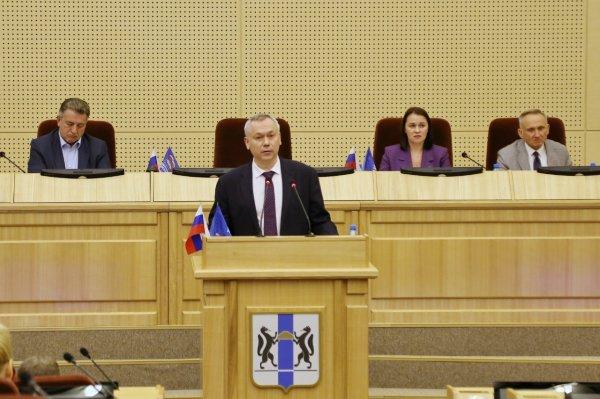 Андрей Травников: «Мы видим возможности нашей партии и хотим усилить их в следующем созыве Госдумы»
