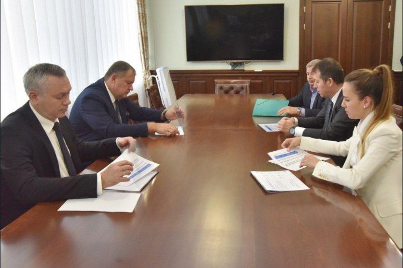 «Сибантрацит» продолжит сотрудничество с правительством Новосибирской области
