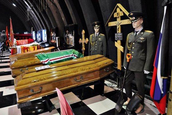 Гроб со всем «плохим» сожгут на Рождество в музее смерти