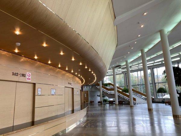 Театр «Глобус» готов перепрофилироваться в центр вакцинации