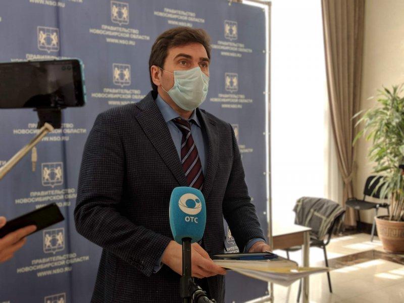 Новосибирский минздрав объяснил, почему в регионе увеличилось число смертей