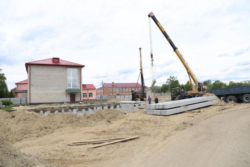 Полтысячи учебных мест: в Сузунском районе появятся две новые школы
