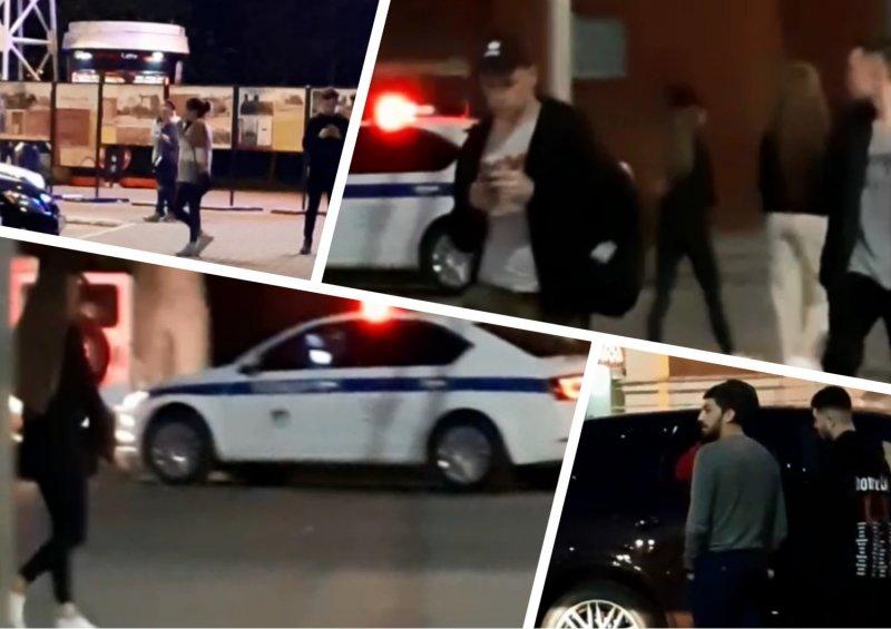 Полицейские разогнали новую вечернюю тусовку на Ленина в воскресенье