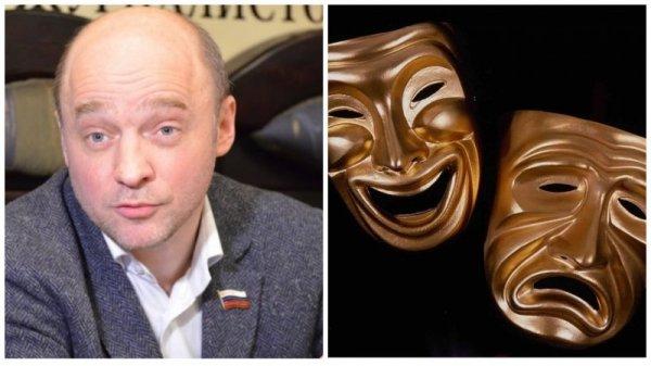Официально: худруком нового театра стал зампред Заксобрания Анатолий Кубанов