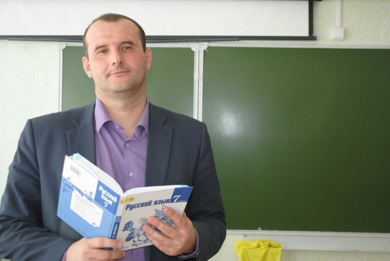 Учитель года из Новосибирской области посвятил голосованию стихи