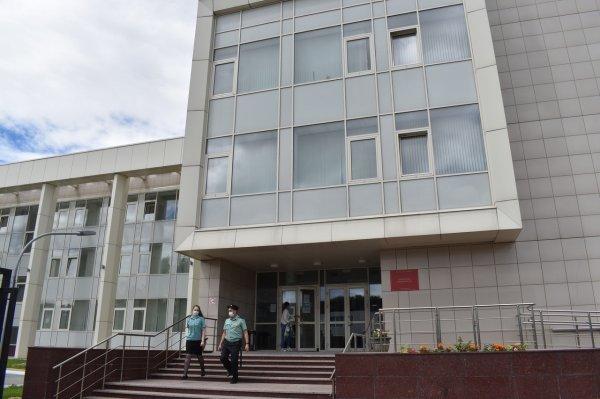 «Работают кинологи»: в Ленинском суде прошла массовая эвакуация