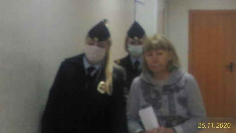 В Новосибирске арестовали бывшую работницу прокуратуры Александру Аверину