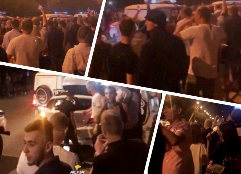Полиция разогнала «ковидную» вечеринку в центре Новосибирска
