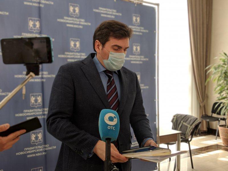 «Так и не открыли»: министр здравоохранения объяснил, почему военный госпиталь не принимает пациентов