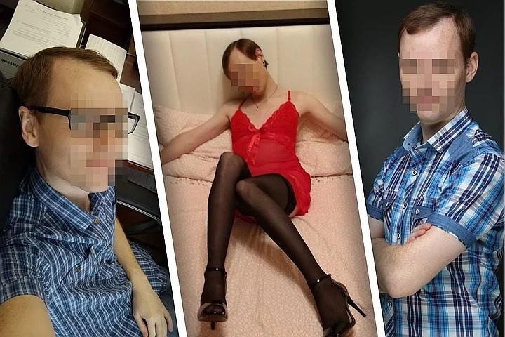 Новосибирец решил стать женщиной и теперь крадет одежду у жены