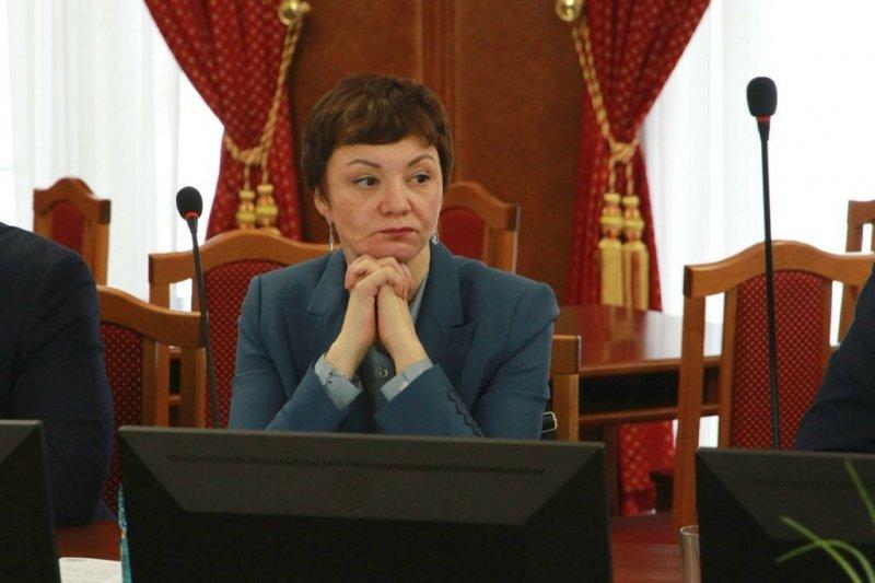 Вопрос индексации пенсий прокомментировала вице-спикер Заксобрания
