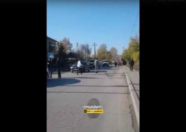 50 человек задержали после драки в районе Хилокского рынка