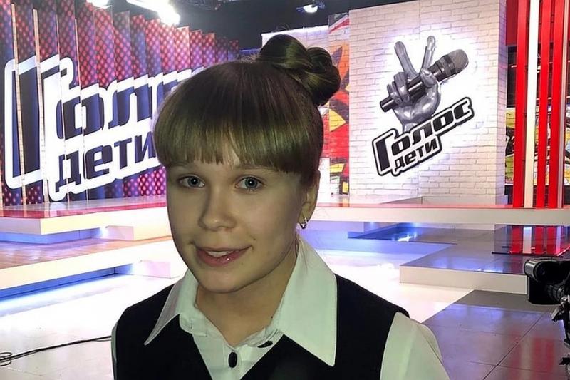 Новосибирская фаворитка «Голос. Дети» Софья Туманова поборется за «Детское Евровидение»