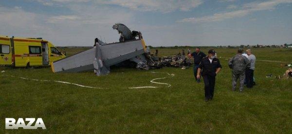 Стали известны подробности крушения самолета с парашютистами в Кузбассе