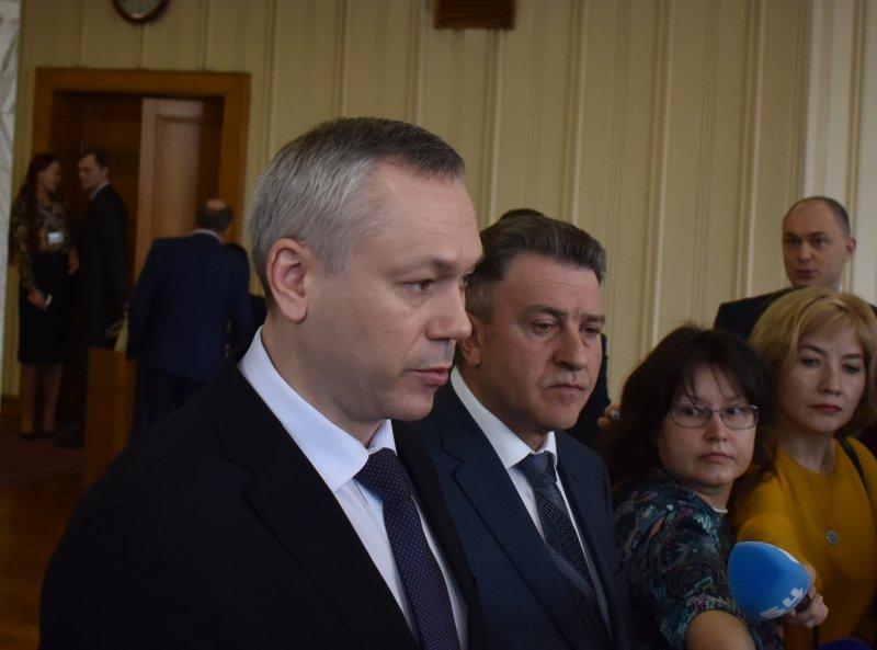 Губернатора Новосибирской области выберут и отзовут по-новому