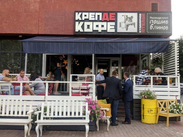 Аналитики объяснили рекордное количество летних веранд в Новосибирске