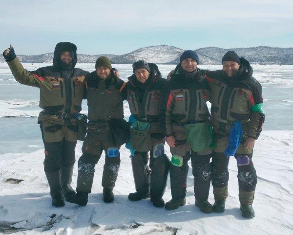 Команда из Новосибирска провалила чемпионат России по ловле на мормышку со льда