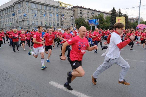 У иногородних участников Сибирского фестиваля бега спросят «ковидные» справки
