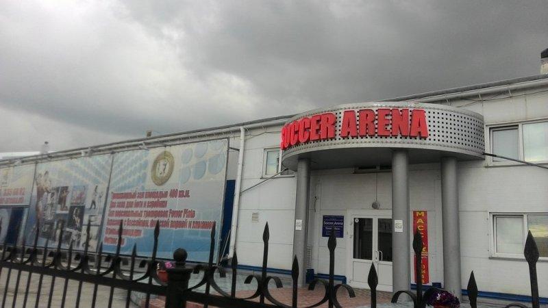 Чуда не произошло: на месте снесенного спорткомплекса «Soccer Arena» построят жилую многоэтажку
